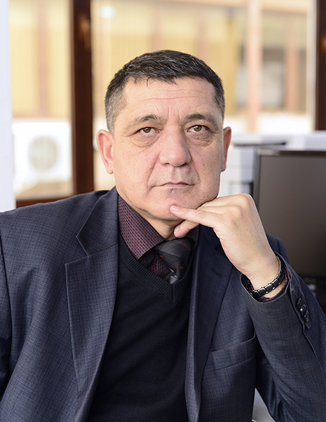 Абдихофиз ТАНГИРКУЛОВ