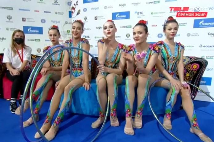 Узбекские гимнастки завоевали три медали на мировом Кубке вызова в Москве