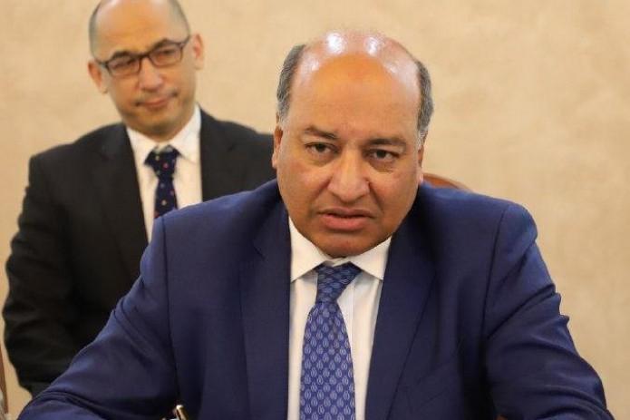 Министр финансов провел переговоры с главой ЕБРР