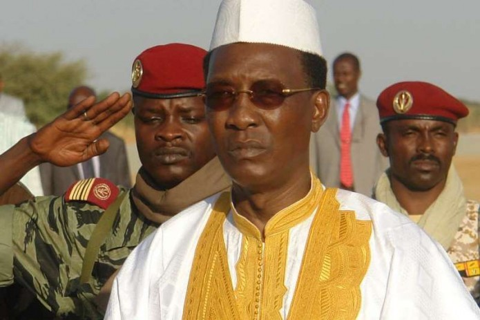 Президент Чада, переизбранный на шестой срок, умер от боевых ранений