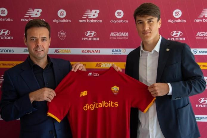 «Рома» купила Эльдора Шомуродова за 17,5 млн евро у «Дженоа»