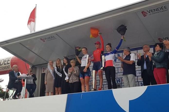 Велоспортсменка Ольга Забелинская завоевала первое золото за Узбекистан