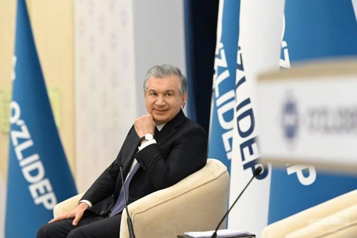Шавкат Мирзиёев провел встречу с хорезмскими избирателями