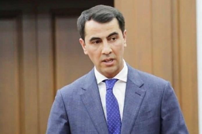 Равшан Ирматов снят с должности замминистра физической культуры и спорта
