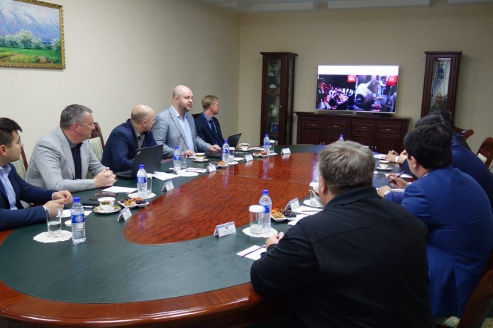 IT Ministry holds meeting with representatives of Wargaming
