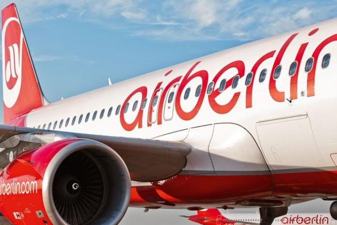 Air Berlin отменила более 100 рейсов