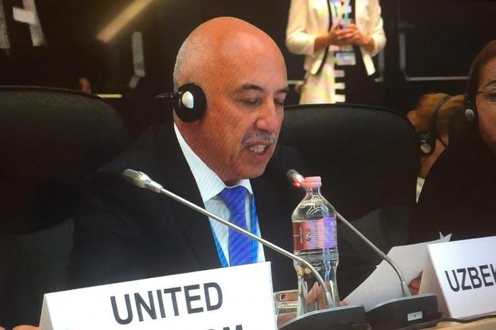 Министр здравоохранения Узбекистана выступил на сессии Еврокомитета ВОЗ