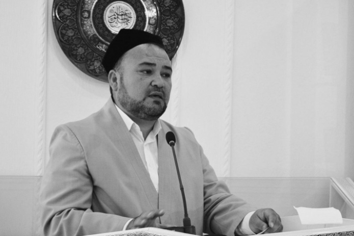 Скончался плавный имам-хатиб Ташкентской области Хайрулла Турматов
