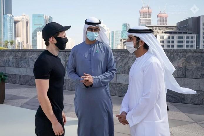 Forbes назвала Павла Дурова самым богатым человеком ОАЭ
