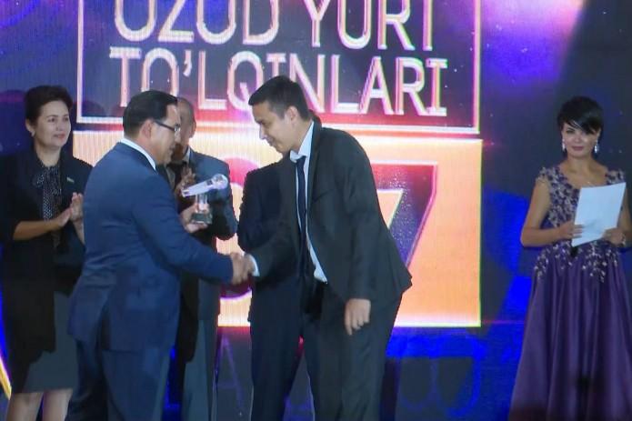 «Озод юрт тулкинлари»: FUTBOL TV награжден в номинации «Открытие года»
