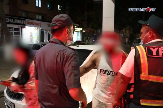 В Ташкенте произошел инцидент между инспекторами ДПС и «второй женой замминистра»