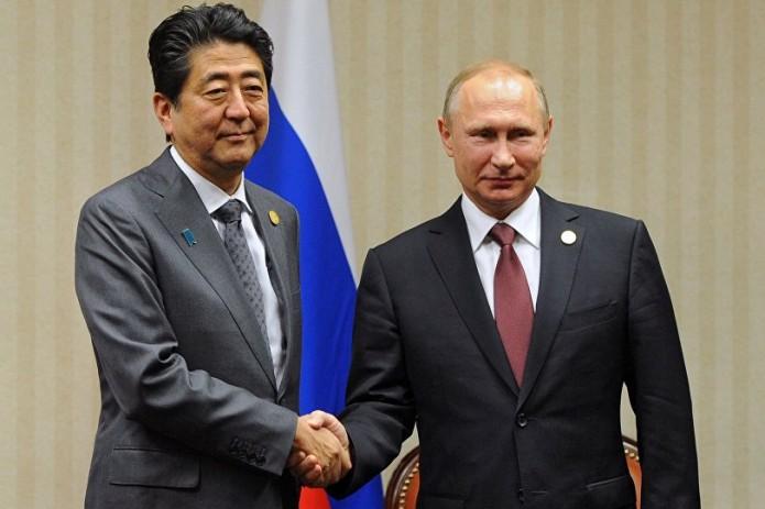Путин предложил Японии подписать мирный договор в этом году