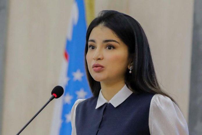 Саида Мирзиёева назначена заместителем директора Агентства информации и массовых коммуникаций