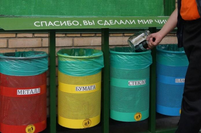 Раздельный сбор мусора внедрят в 24 махаллях Ташкента