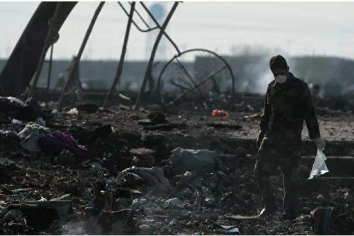 Украинский самолет сбила иранская ракета — премьер Канады