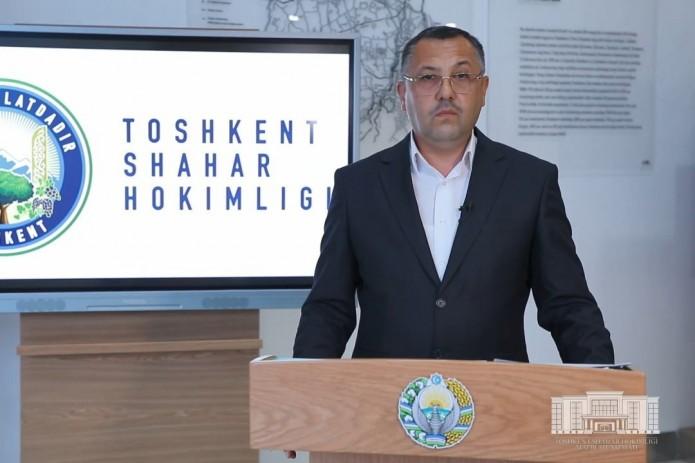 За 3 дня для борьбы с пандемией из бюджета города Ташкента выделено 77 млрд. сумов