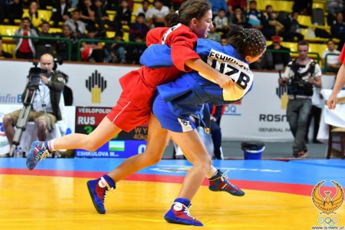 Молодёжное первенство мира по самбо: в копилке Узбекистана 27 медалей