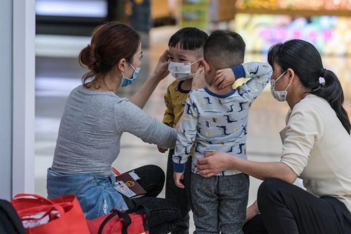 Китай создал для узбекских детей комикс о коронавирусе