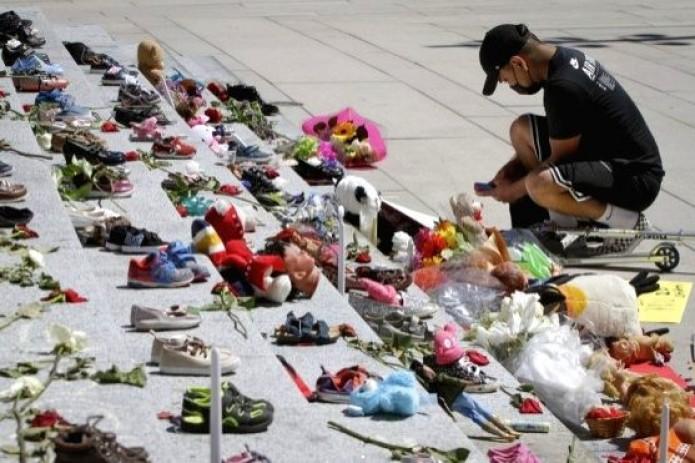 В Канаде в бывшем интернате нашли останки 215 детей
