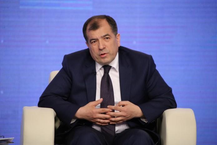 Олимхон Рустамов назначен первым замминистра экономики и промышленности