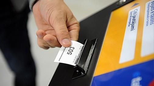 В налоговой инспекции Яшнабадского района внедрена электронная очередь