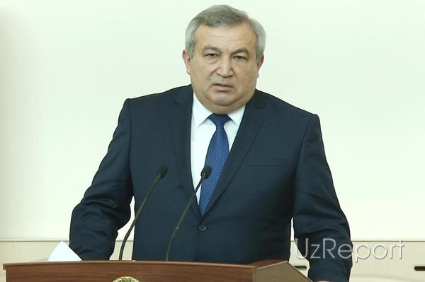 Шукурулло Бабаев назначен хокимом Ташкентской области