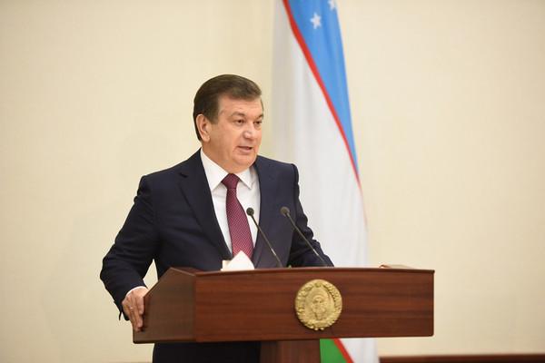 Улугбек Узаков назначен хокимом Джизакской области