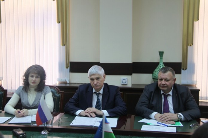 ВМВТ прошла встреча сделегацией Алтайского края