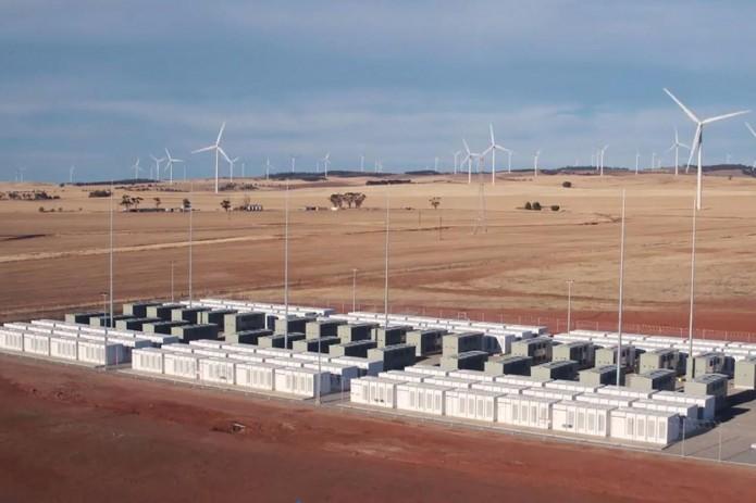 ВАвстралии Tesla запустила крупнейшую батарею вмире