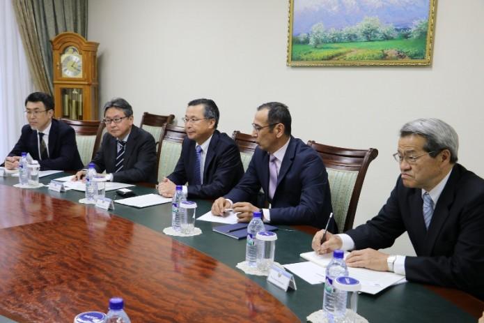 Мининфоком и корпорация NEC обсудили реализацию инвестиционных проектов