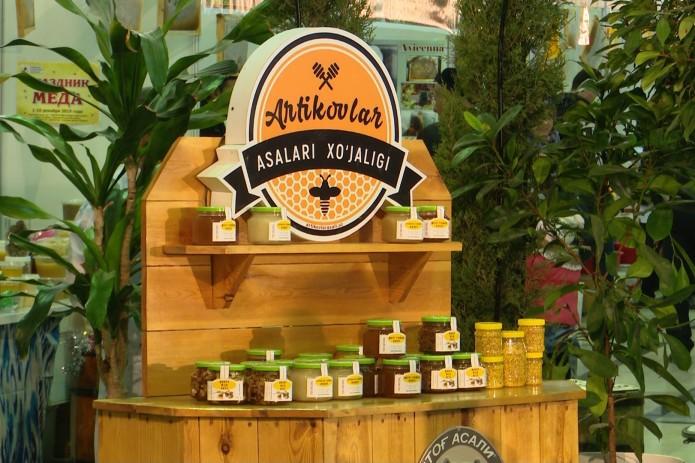 В Ташкенте проходит праздник мёда и выставка-ярмарка продукции пчеловодства
