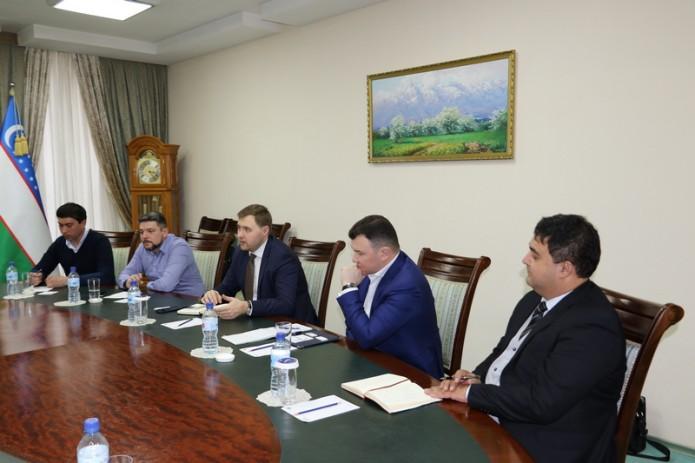 «Яндексу» предложили разместить серверы вУзбекистане