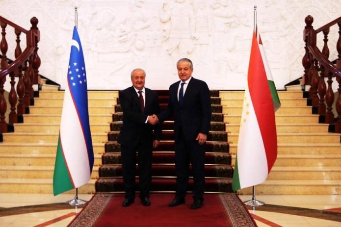 Главы МИД Узбекистана и Таджикистана провели политические консультации