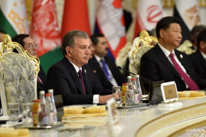 Начался саммит Совещания по взаимодействию и мерам доверия в Азии