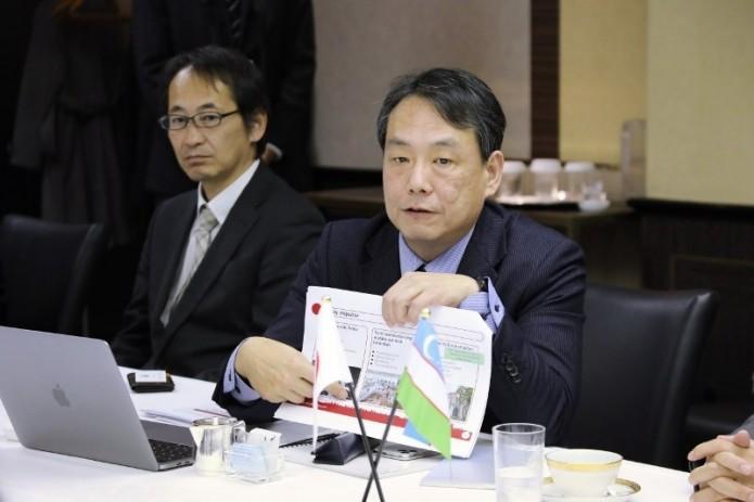 Japanese Digital University to open its branch in Tashkent