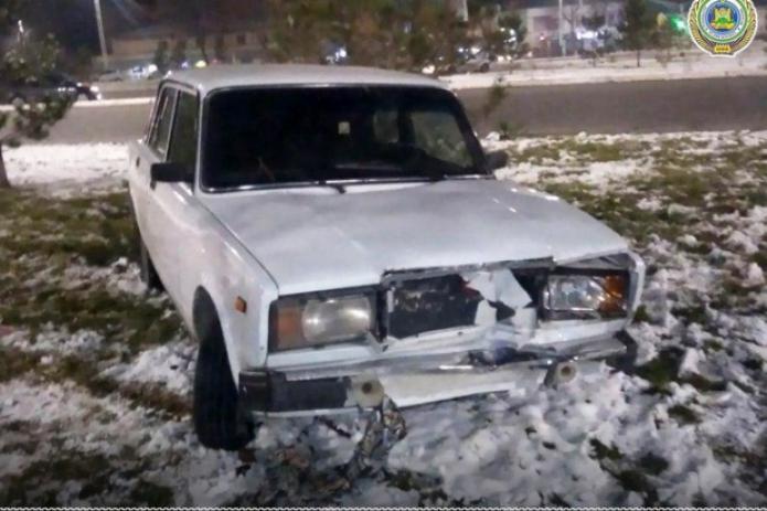 В Ташкенте пьяный водитель сбил человека насмерть