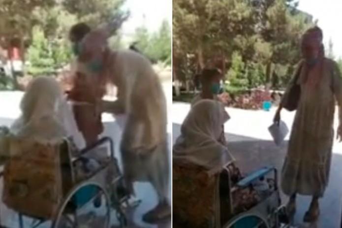 В Кашкадарье дочь отчитала и избила собственную мать за отказ выпрашивать денег у хокима