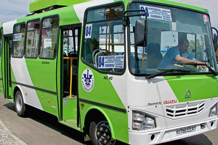Произошли изменения в маршрутах столичных маршрутных такси