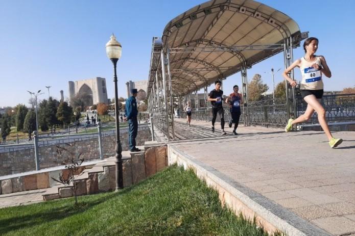 Открыта регистрация на ежегодный благотворительный забег Samarkand Half Marathon