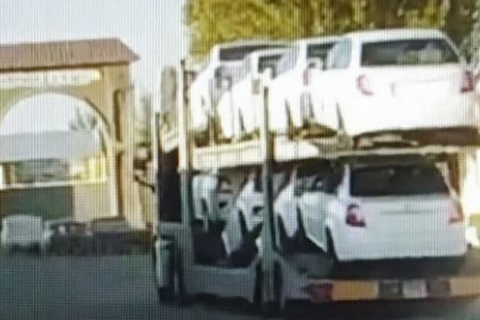 В «UzAuto Motors» решили временно хранить автомобили на территории «УзДонМахсулот»