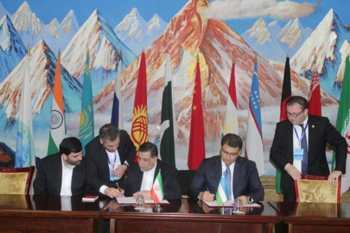 Justice ministries of Uzbekistan and Iran ink MOC