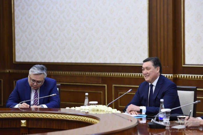 Руководителя Казахстана иУзбекистана обсудили потелефону перспективы сотрудничества