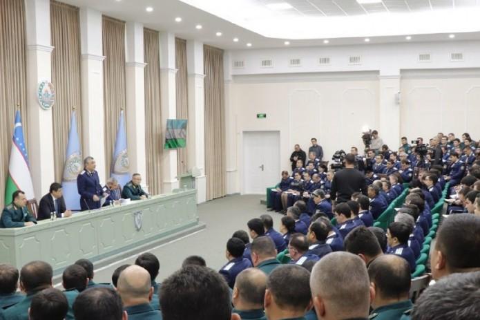 Прокурору Яккасарайского района объявлен «выговор»