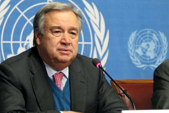 Антониу Гутерриша назначили генсеком ООН на второй срок