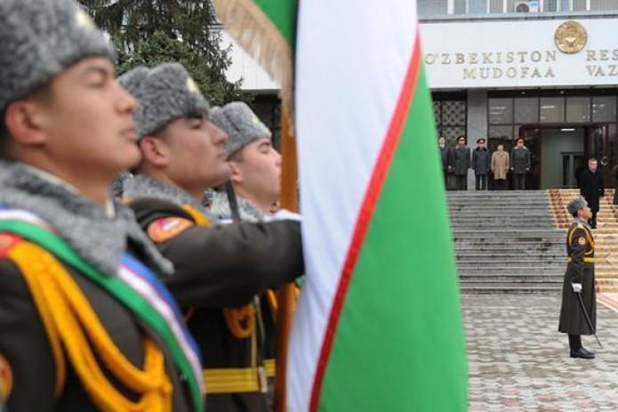UZREPORT поздравляет с Днём защитника Отечества!