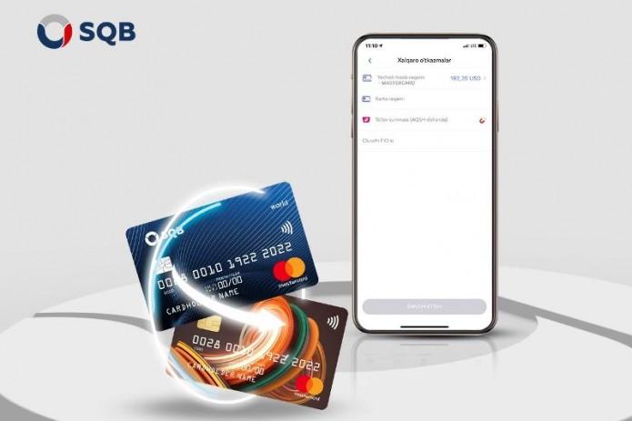 """Впервые в Узбекистане Узпромстройбанк внедрил услугу """"Mastercard MoneySend"""""""
