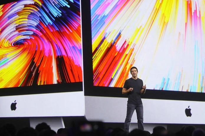 Apple представила новые продукты: iMac, iPad Pro, брелок AirTag и iPhone 12 в новом цвете