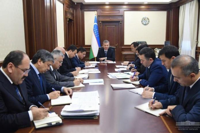 Президент поручил увеличить число агрологистических центров