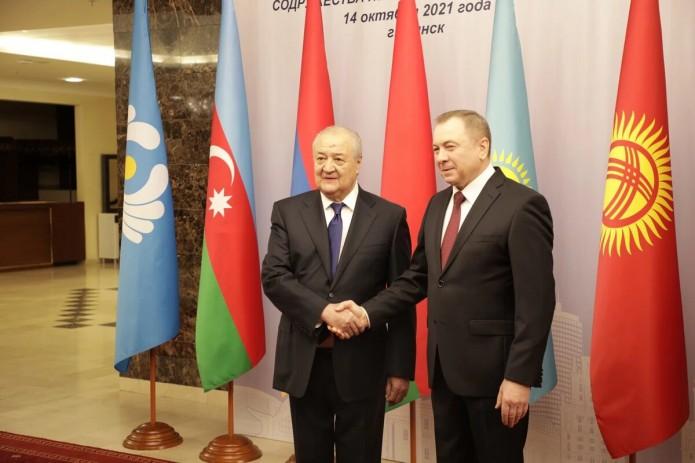 В Минске прошло заседание Совета министров иностранных дел СНГ