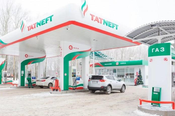 Российская «Татнефть» планирует создание сети АЗС в Узбекистане